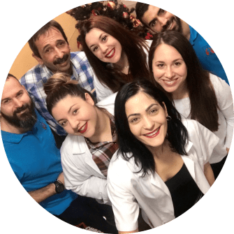 Η επιστημονική ομάδα της Χειροθεραπευτικής