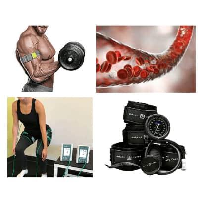 Αποθεραπεία με άσκηση περιορισμού αιματικής ροής