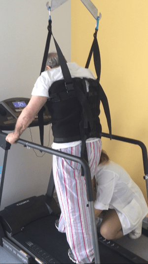 Αποκατάσταση βάδισης μετά από εγκεφαλικό επεισόδιο
