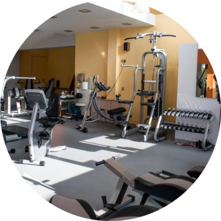 Χώρος Γυμναστηρίου Χειροθεραπευτικής